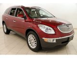 2011 Red Jewel Tintcoat Buick Enclave CXL #89882600