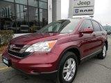 2011 Tango Red Pearl Honda CR-V EX-L 4WD #89882547