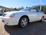 2003 White Diamond Pearl Acura TL 3.2 #89882672