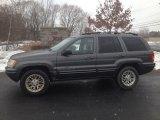 2002 Graphite Metallic Jeep Grand Cherokee Limited 4x4 #89882539