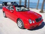 2001 Mercedes-Benz CLK 320 Cabriolet