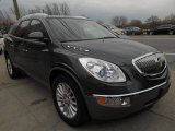 2011 Cyber Gray Metallic Buick Enclave CXL AWD #89882665