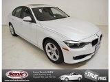 2014 Mineral White Metallic BMW 3 Series 328d Sedan #89916166