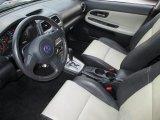 Saab 9-2X Interiors