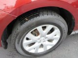 Mazda CX-7 2008 Wheels and Tires