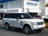 2006 Chawton White Land Rover Range Rover HSE #8972807