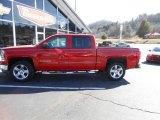 2014 Victory Red Chevrolet Silverado 1500 LT Crew Cab 4x4 #89915951