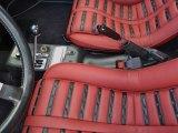 1974 Ferrari Dino Interiors