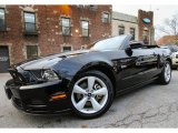 2013 Ford Mustang GT Premium Convertible Data, Info and Specs