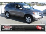 2011 Polished Metal Metallic Honda CR-V EX-L #89916121