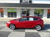 2012 Red Candy Metallic Ford Focus SEL 5-Door #89916195
