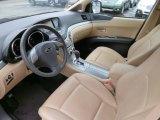 2011 Subaru Tribeca Interiors