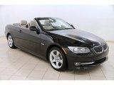 2012 Black Sapphire Metallic BMW 3 Series 335i Convertible #89916236