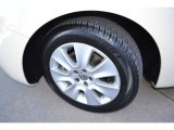 Volkswagen New Beetle 2009 Wheels and Tires