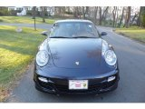 2007 Midnight Blue Metallic Porsche 911 Turbo Coupe #895002