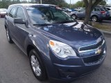 2014 Atlantis Blue Metallic Chevrolet Equinox LS #89947259
