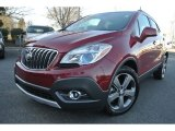 2013 Ruby Red Metallic Buick Encore Leather #89947127