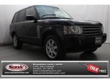 2007 Java Black Pearl Land Rover Range Rover HSE #89947050