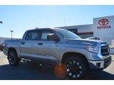 2014 Silver Sky Metallic Toyota Tundra SR5 Crewmax #89946971