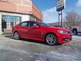 2014 Red Hot 2 Chevrolet SS Sedan #89946842