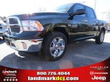 2014 Black Gold Pearl Coat Ram 1500 Big Horn Crew Cab #89946954