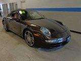 2008 Macadamia Metallic Porsche 911 Carrera S Cabriolet #89946780