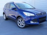 2014 Deep Impact Blue Ford Escape SE 1.6L EcoBoost #89947019