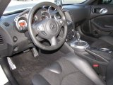 2009 Nissan 370Z Interiors