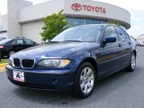 2004 Mystic Blue Metallic BMW 3 Series 325xi Sedan #8975142
