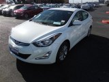 2014 White Hyundai Elantra SE Sedan #89980652