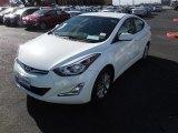 2014 White Hyundai Elantra SE Sedan #89980652