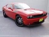 2013 Redline 3-Coat Pearl Dodge Challenger R/T #89980871