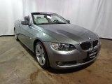 2010 Space Gray Metallic BMW 3 Series 335i Convertible #89980584