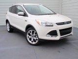 2014 White Platinum Ford Escape Titanium 2.0L EcoBoost #89980867