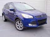 2014 Deep Impact Blue Ford Escape SE 1.6L EcoBoost #89980866