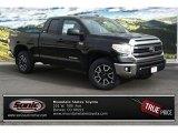 2014 Black Toyota Tundra SR5 TRD Double Cab 4x4 #89980570