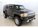 2009 Carbon Black Metallic Hummer H3  #89980989