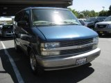 2003 Medium Cadet Blue Metallic Chevrolet Astro  #8976582