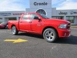 2014 Flame Red Ram 1500 Express Crew Cab #89980839