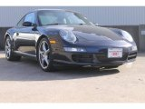 2007 Midnight Blue Metallic Porsche 911 Carrera Coupe #89981045
