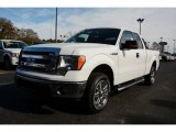 2014 Oxford White Ford F150 XLT SuperCab #89980966
