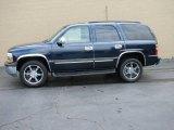 2004 Dark Blue Metallic Chevrolet Tahoe LS #8972554