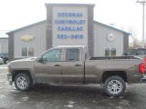 2014 Brownstone Metallic Chevrolet Silverado 1500 LT Double Cab #90017496