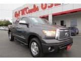 2011 Magnetic Gray Metallic Toyota Tundra Limited CrewMax 4x4 #90017130