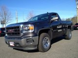 2014 Iridium Metallic GMC Sierra 1500 Regular Cab 4x4 #90016952