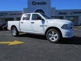 2014 Bright White Ram 1500 Express Crew Cab 4x4 #90017264