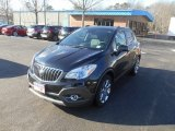 2013 Carbon Black Metallic Buick Encore Premium #90017047