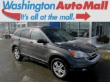 2011 Polished Metal Metallic Honda CR-V EX 4WD #90017179
