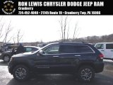 2014 Maximum Steel Metallic Jeep Grand Cherokee Limited 4x4 #90017168