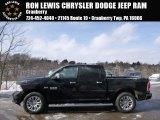 2014 Black Ram 1500 Laramie Limited Crew Cab 4x4 #90017164
